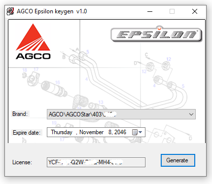 AGCO Epsilon Security KG