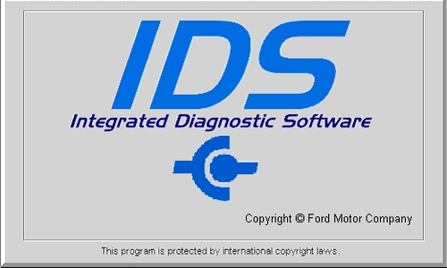 Ford IDS 121.05 + Flash files