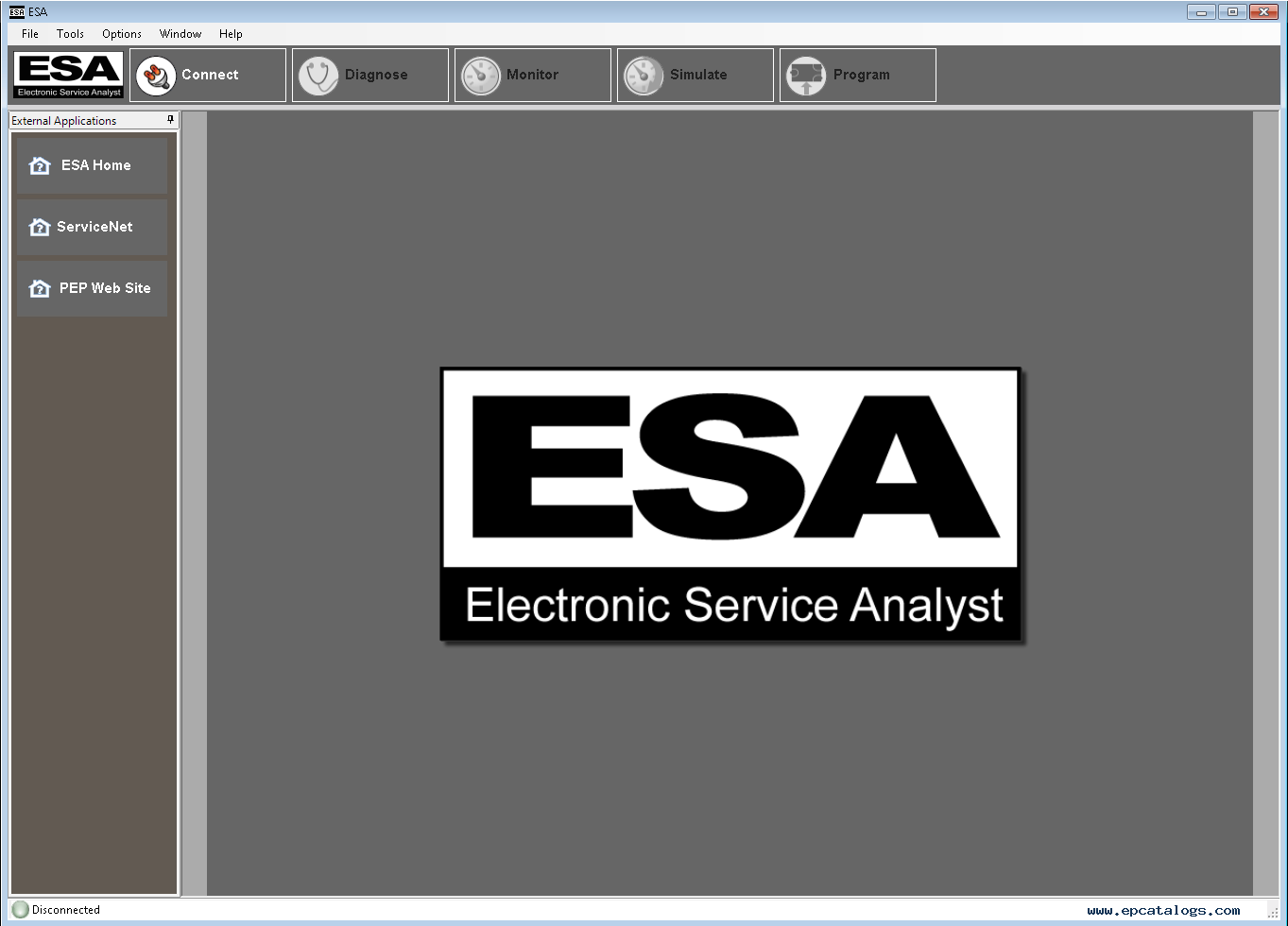 Paccar ESA Electronic Service Analyst 5.4.3.0 + Flash files