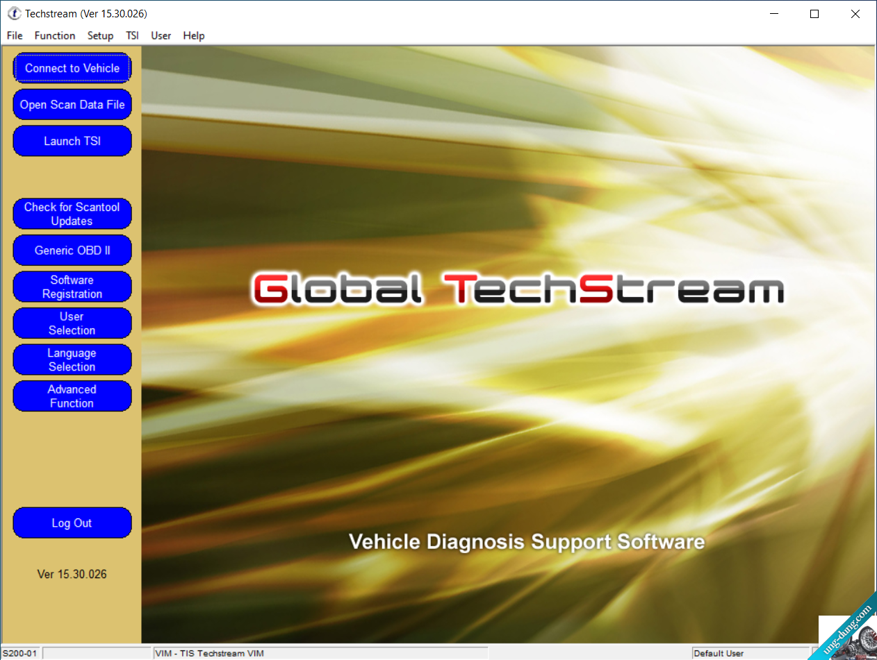 Toyota Techstream V15.30.026 (11/2020)