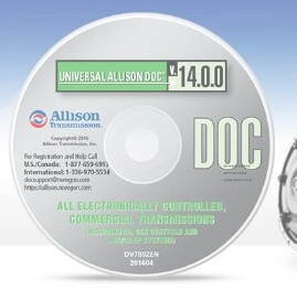 Allison DOC 14 + Keygen (PC Unlock)