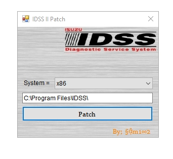 IDSS II Patch