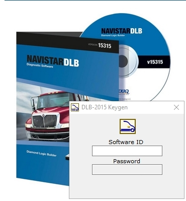 Navistar Diamond Logic Builder  Fleet 2015