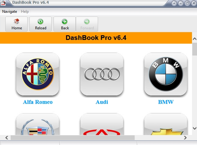 Dashbook PRO 6.4 FULL VERSION