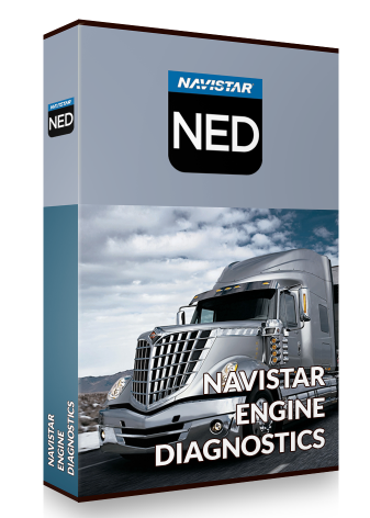 Navistar International Engine Diagnostics 2017 + DLB