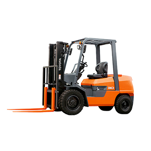 Toyota Forklift Truck Service Manuals PDF