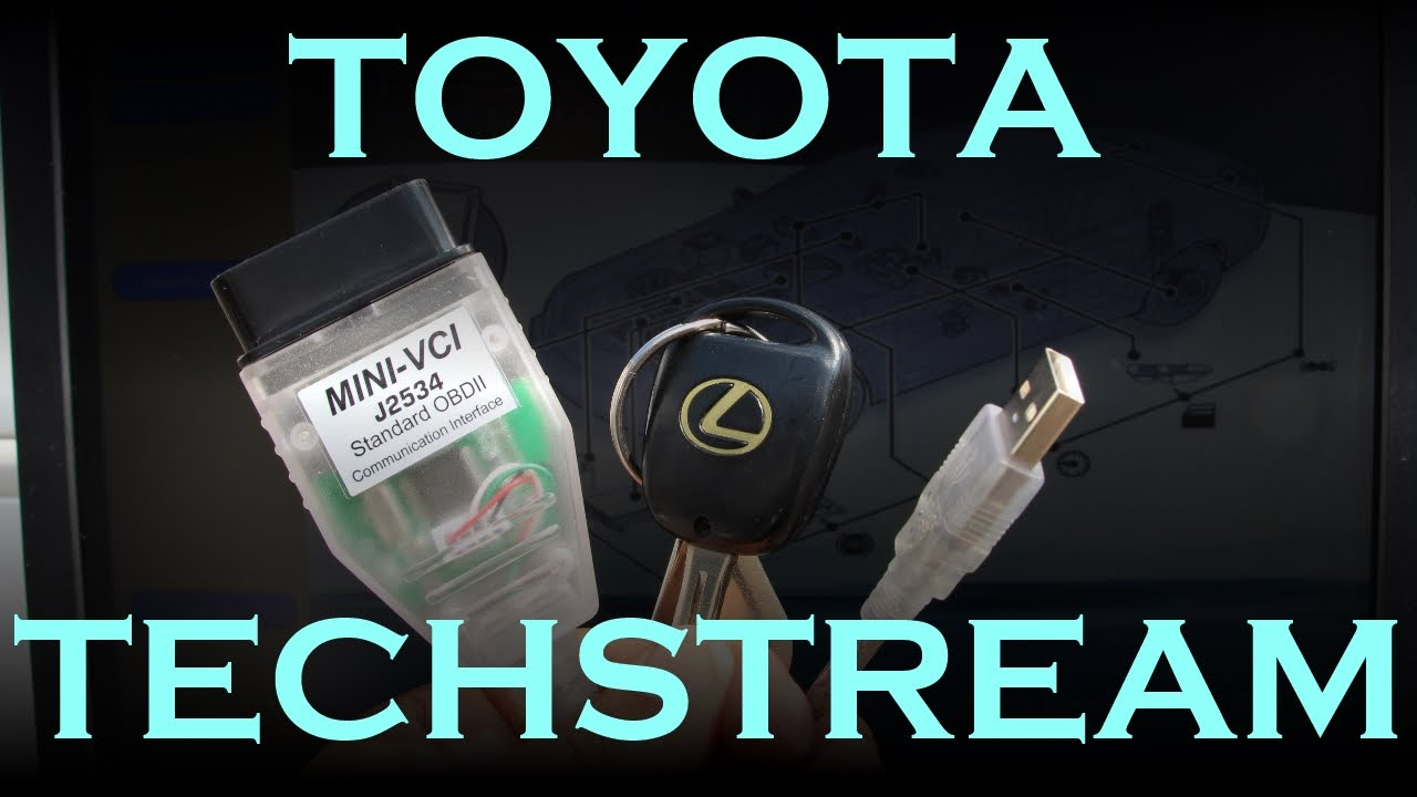 Toyota techstream. Activation.  All versions