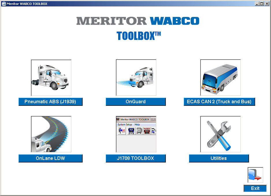 WABCO 12.4.1 + PATCH