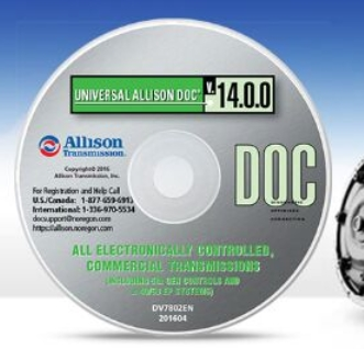 Allison DOC 14 + Patch