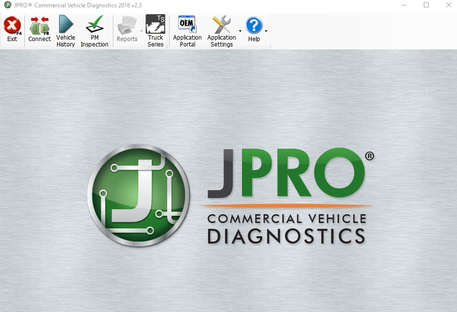 JPRO Diagnostic Software Pro 2016 v.2.3